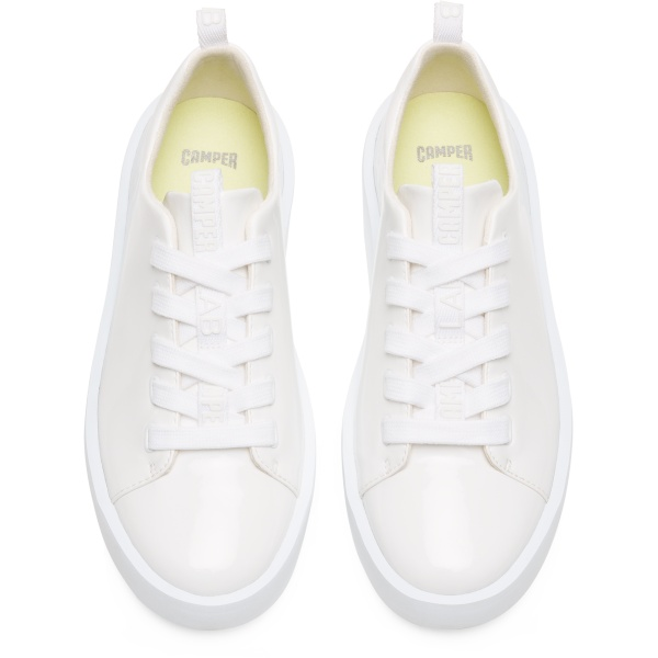 Camper Courb White Sneakers Women K200830-002