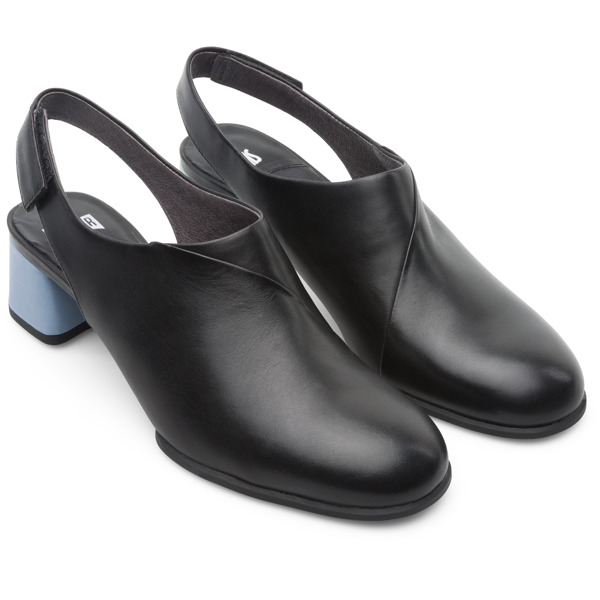 Camper Twins Black Heels Women K200833-001