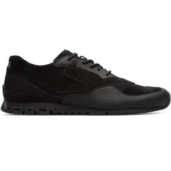 Camper Nothing Black Sneakers Women K200836-019