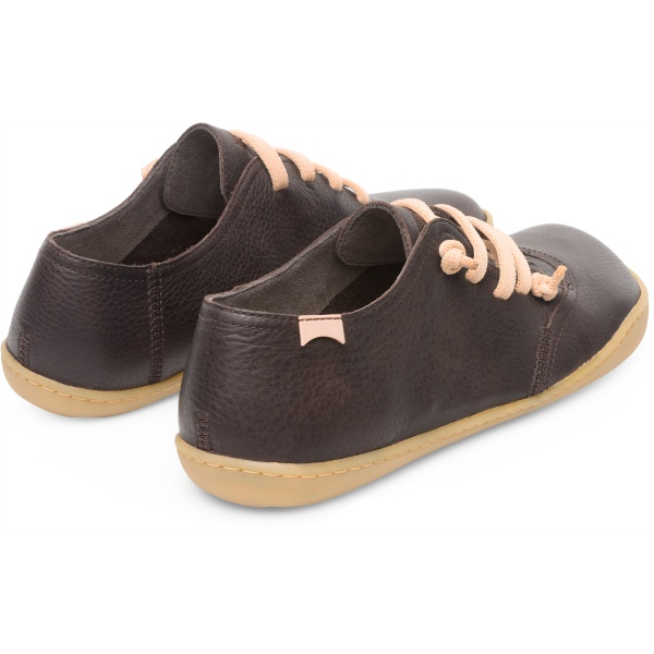 Camper Peu Brown Casual Shoes Women K200839-001