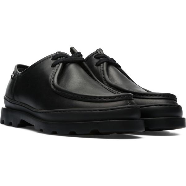 Camper Brutus Black Casual Shoes Women K200852-001