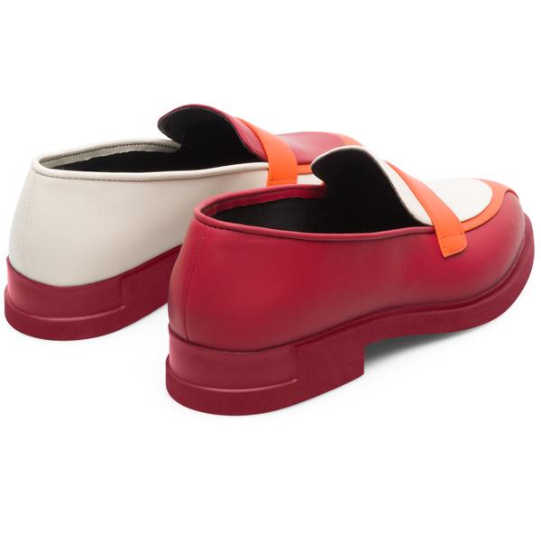Camper Twins Multicolor Flat Shoes Women K200857-002