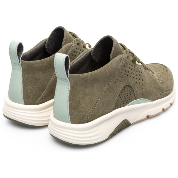 Camper Drift Green Sneakers Women K200859-002
