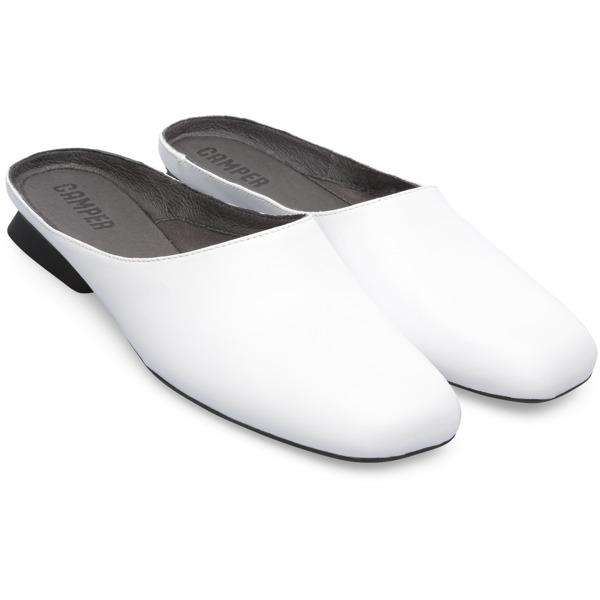Camper Casi Myra White Formal Shoes Women K200871-002