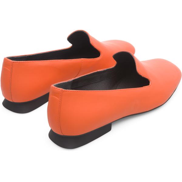 Camper Casi Myra Orange Formal Shoes Women K200872-002