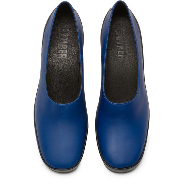 Camper Upright Blue Heels Women K200876-009