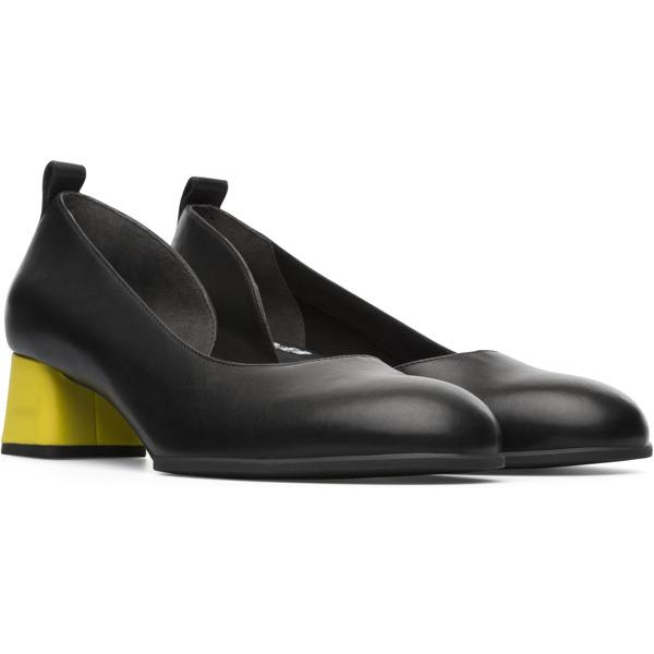 Camper Twins Black Heels Women K200879-001