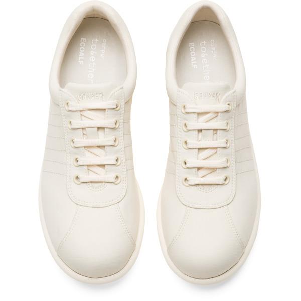 Camper Ecoalf Beige Sneakers Women K200908-004