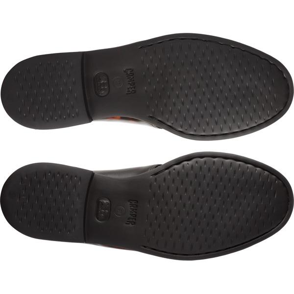 Camper Twins Sİyah Klasik Ayakkabılar Kadın K200914-001