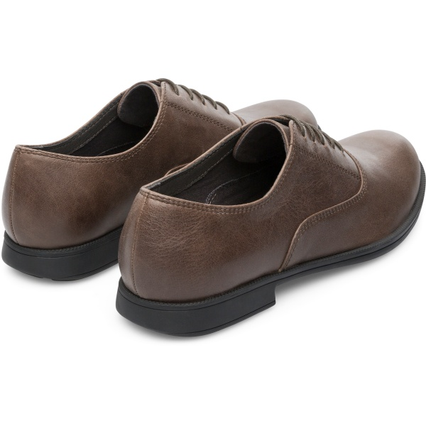 Camper Mil Grey Formal Shoes Women K200918-002