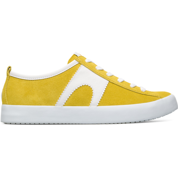Camper Imar Yellow Sneakers Women K200929-003