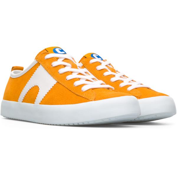 Camper Imar Orange Sneakers Women K200929-006
