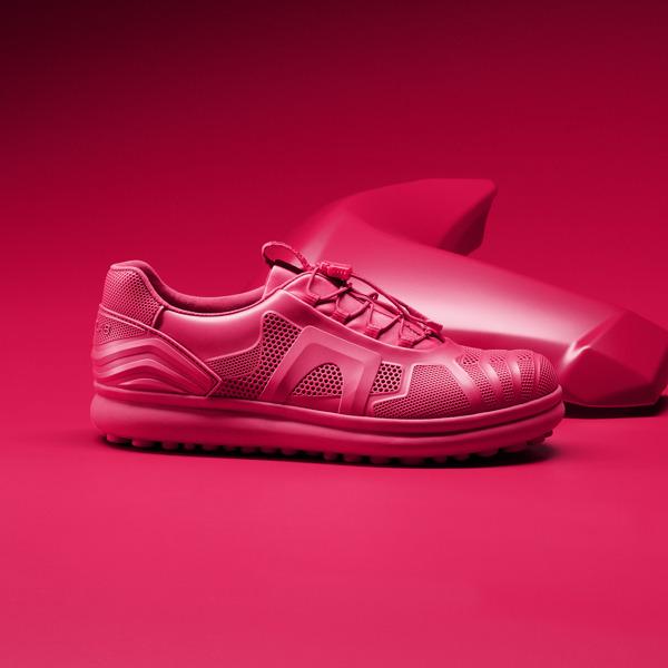 Camper Pelotas Protect Pink Sneakers Women K200943-004
