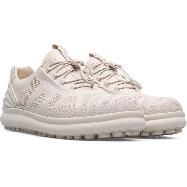 Camper Pelotas Protect Beige Sneakers Women K200943-005