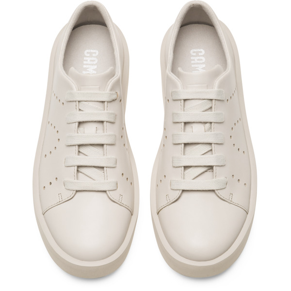 Camper Courb Beige Sneakers Women K200945-001