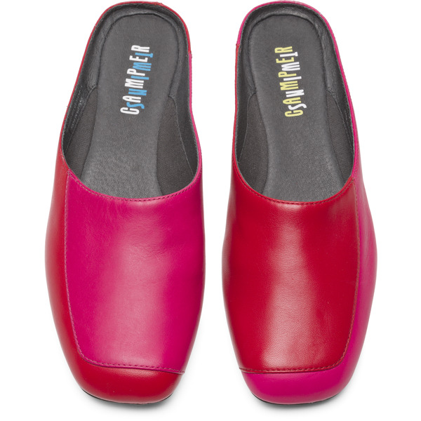Camper Twins Multicolor Flat Shoes Women K200949-001