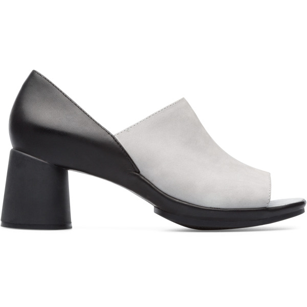 Camper Upright Grey Sandals Women K200955-002