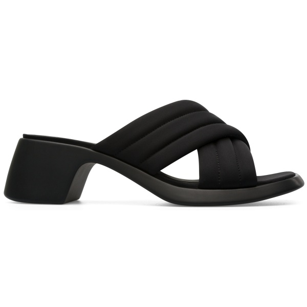 Camper Trisha Black Sandals Women K200961-006
