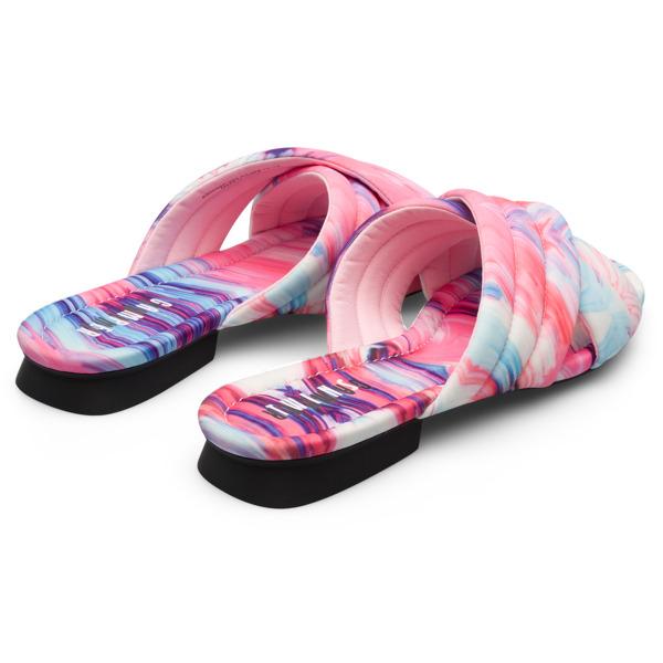 Camper Twins Multicolor Sandals Women K200962-005