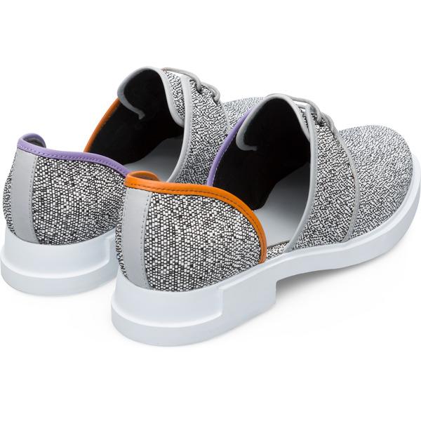 Camper Twins Multicolor Flat Shoes Women K200974-001