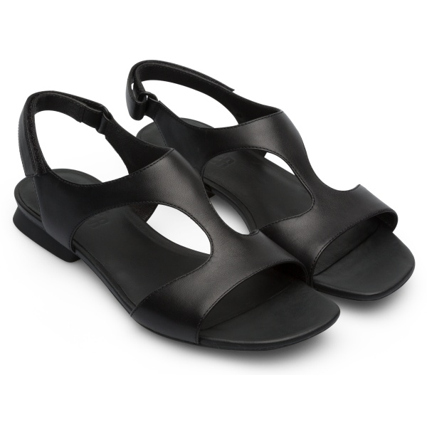 Camper Casi Myra Black Sandals Women K200988-001
