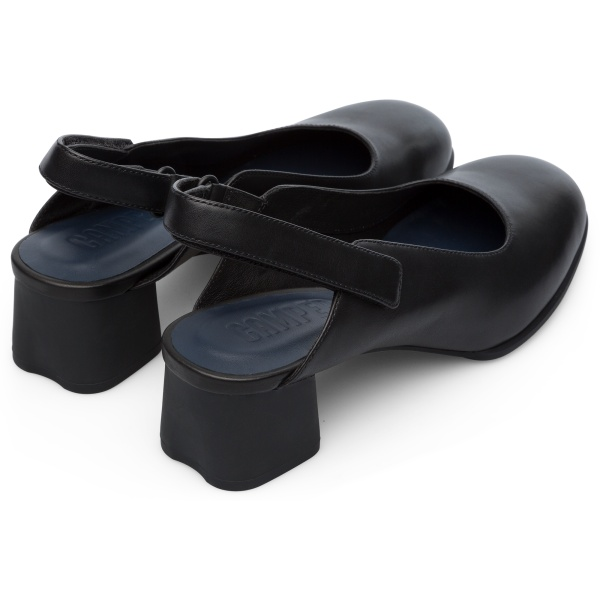 Camper Katie Black Sandals Women K201016-001
