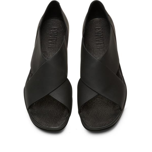 Camper Alright Black Sandals Women K201029-001