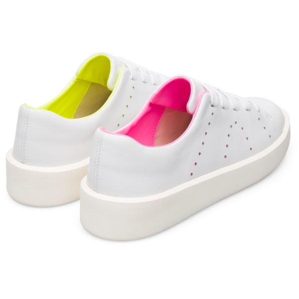 Camper Twins White Sneakers Women K201041-002