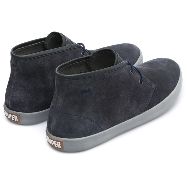 Camper Pursuit Blue Casual Shoes Men K300017-007
