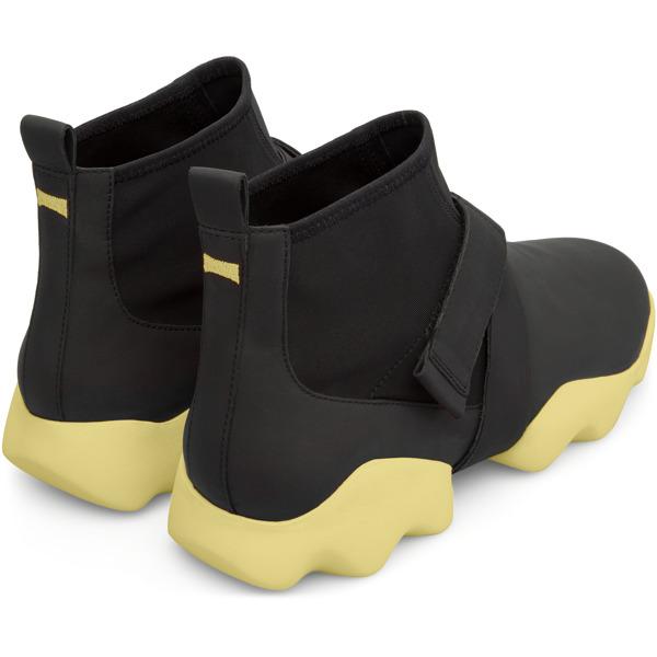 Camper Dub Black Sneakers Men K300072-011