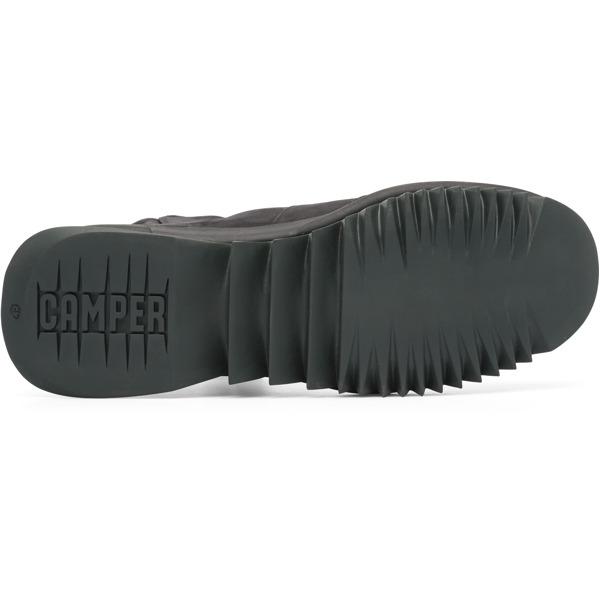 Camper Rex Black Ankle Boots Men K300096-003