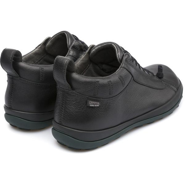 Camper Peu Pista Black Casual Shoes Men K300123-001