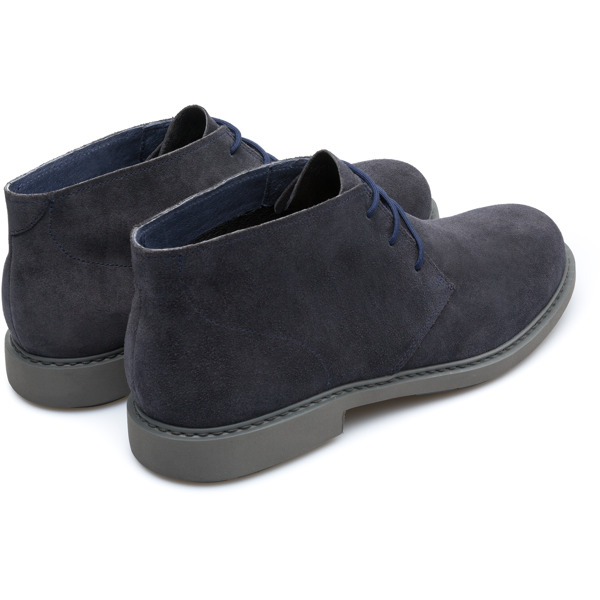 Camper Neuman Blue Formal Shoes Men K300157-005