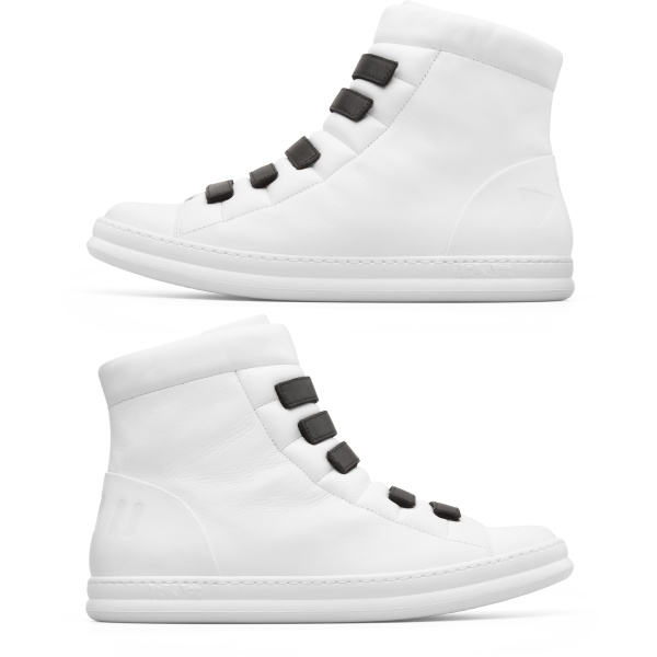 Camper Twins by Isamaya White Sneakers Men K300158-001