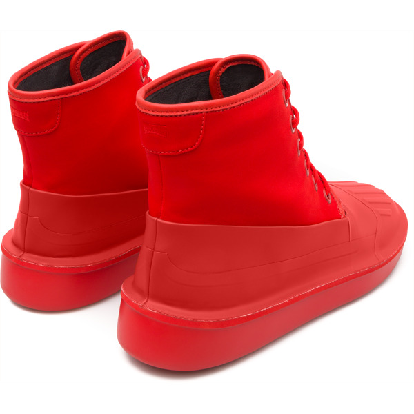Camper Gorka Red Sneakers Men K300166-002
