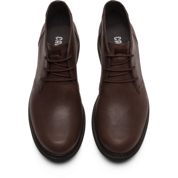 Camper Neuman Brown Formal Shoes Men K300171-004