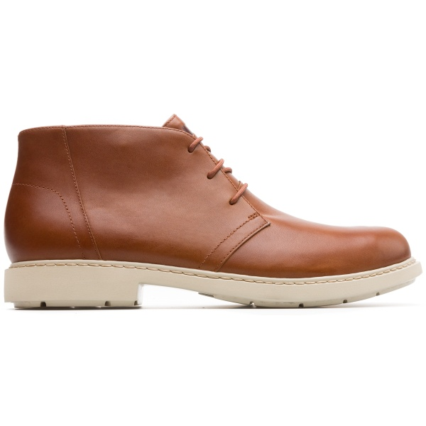 Camper Neuman Brown Formal Shoes Men K300171-005