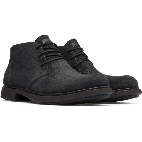Camper Neuman Black Formal Shoes Men K300171-006