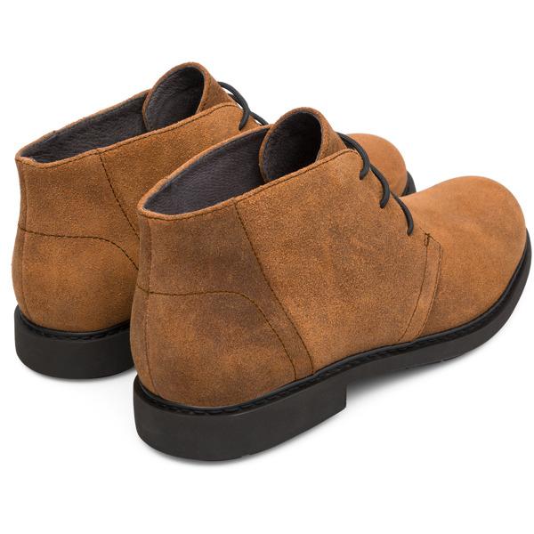 Camper Neuman Brown Formal Shoes Men K300171-008