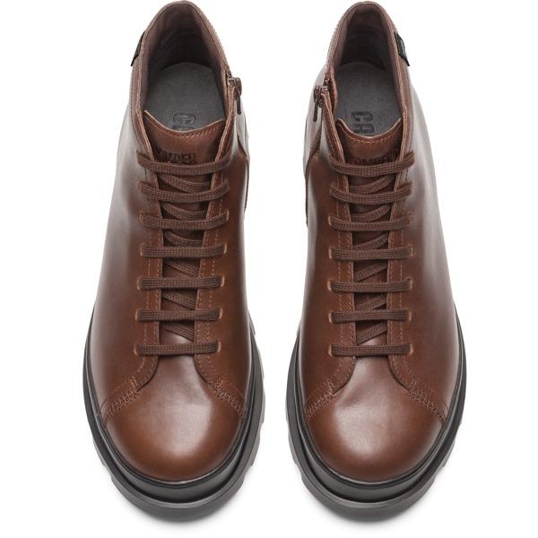 Camper Brutus Brown Casual Shoes Men K300177-004