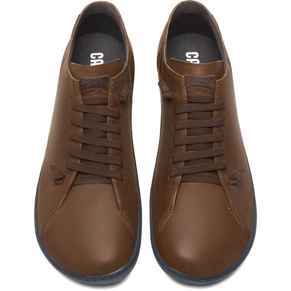 Camper Peu Brown Ankle Boots Men K300183-001