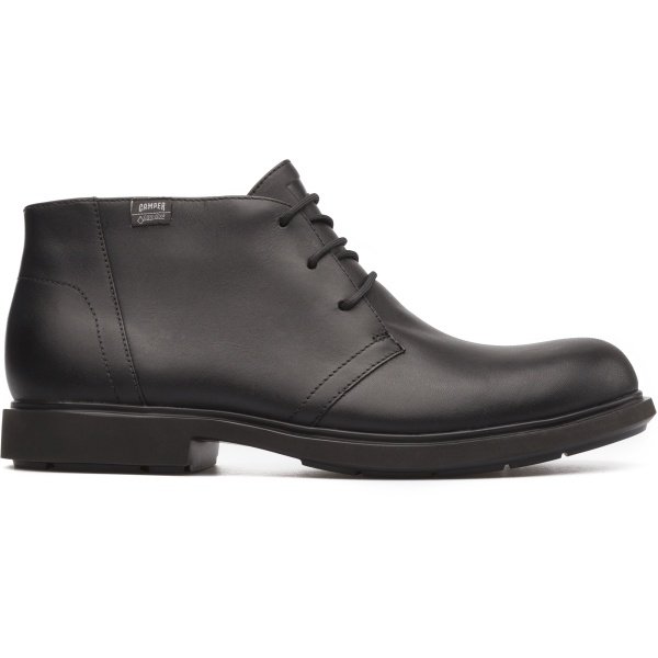 Camper Neuman Black Formal Shoes Men K300189-001