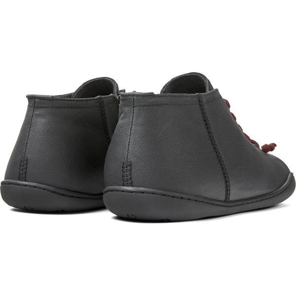 Camper Peu Black Casual Shoes Men K300192-005