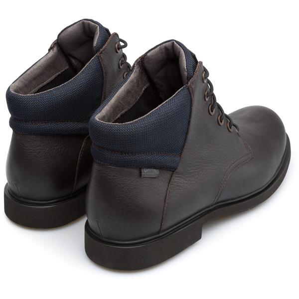 Camper Neuman Brown Ankle Boots Men K300199-002