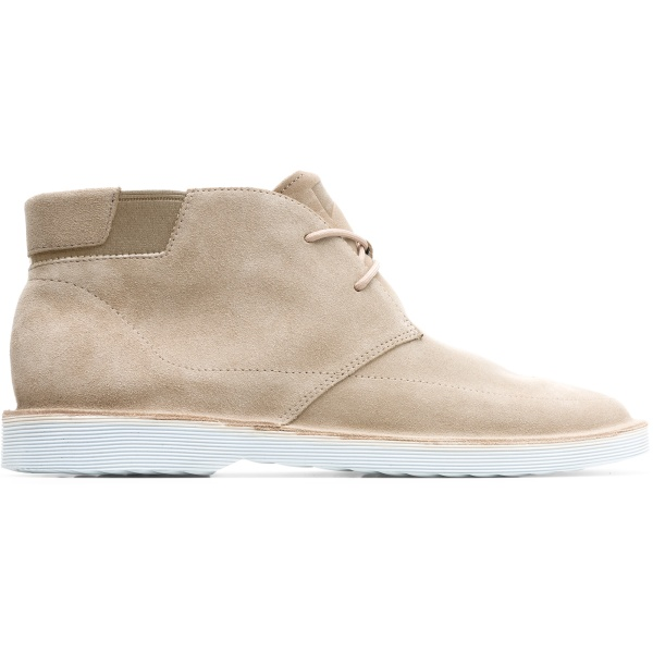 Camper Morrys Beige Formal Shoes Men K300202-002