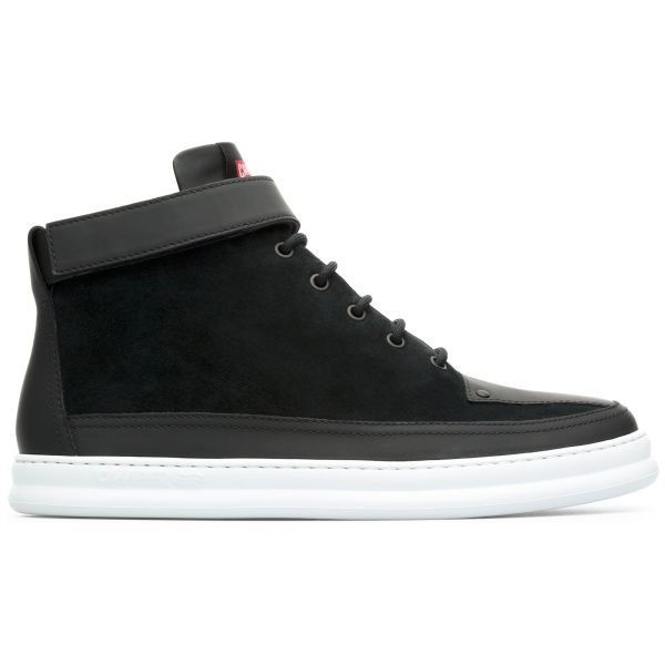 Camper Runner Black Sneakers Men K300203-003