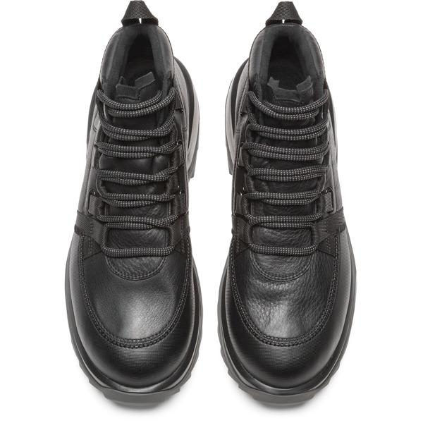 Camper Helix Black Sneakers Men K300218-001