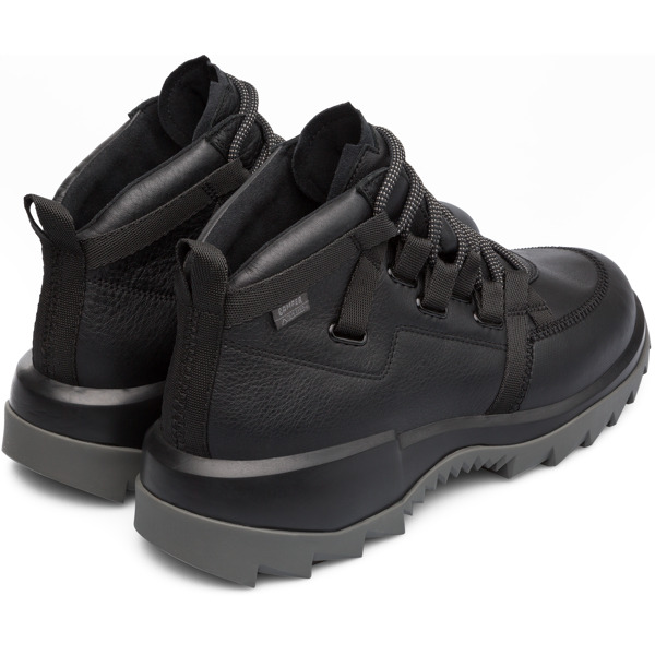 Camper Helix Black Sneakers Men K300218-001