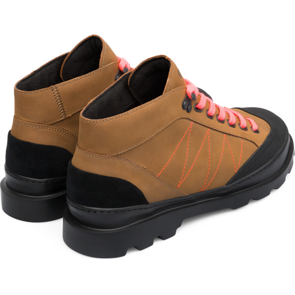 Camper Brutus Brown Casual Shoes Men K300220-001