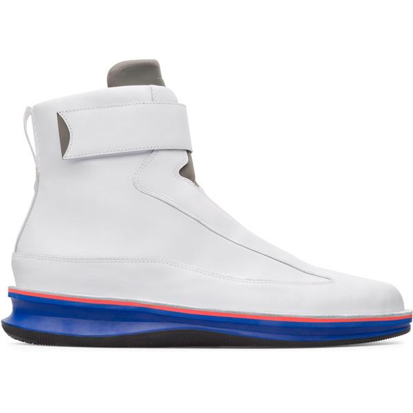 Camper Rolling White Sneakers Men K300227-003